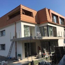 Immeuble en PPE de 6 appartements à Champagne