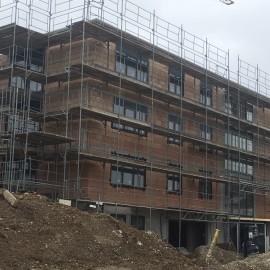 Réalisation dans un immeuble en PPE à Corminboeuf à Fribourg