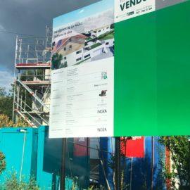Réalisations menuiseries extérieures 2019-2020 2 immeubles en PPE  Cossonay